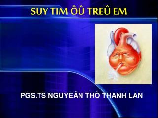 SUY TIM ÔÛ TREÛ EM