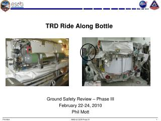 TRD Ride Along Bottle