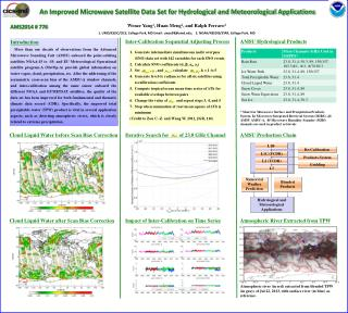 An Improved Microwave Satellite Data Set for Hydrological and Meteorological Applications