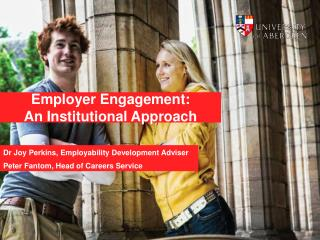 Employer Engagement:  An Institutional Approach