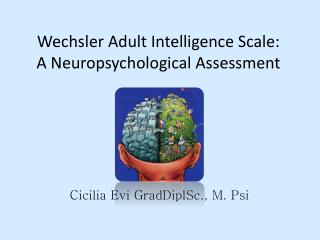 Wechsler Adult Intelligence Scale:  A Neuropsychological Assessment