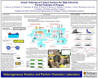 Heterogeneous Kinetics and Particle Chemistry Laboratory