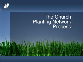 The Church Planting Network Process