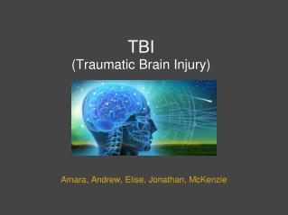 TBI Traumatic Brain Injury