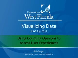 Using Counting Opinions to  Assess  User Experiences