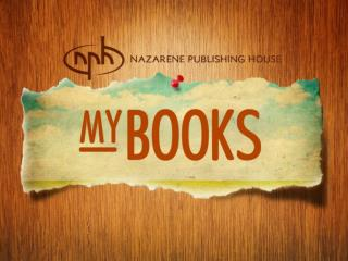 Be sure to check out the  MY Books display!