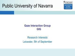 Public University of Navarra