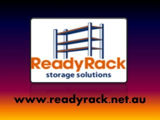 Pallet Racking Sale Melbourne