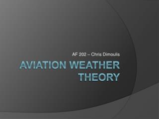 Aviation Weather Theory