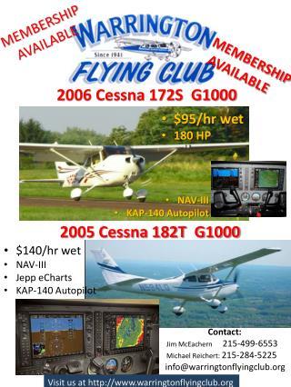 2006 Cessna 172S  G1000