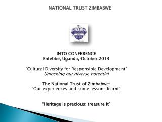 NATIONAL TRUST ZIMBABWE