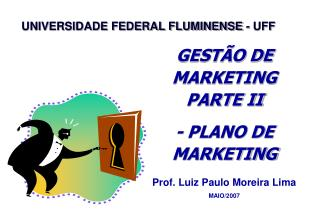UNIVERSIDADE FEDERAL FLUMINENSE - UFF