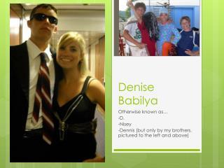 Denise Babilya