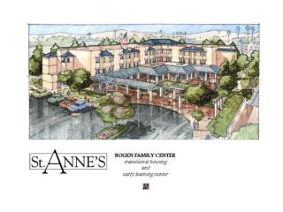 St. Anne's ~  The Bogen Family Center