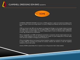 CLAMSHELL DREDGING SDN BHD  (622369-M)