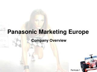 Panasonic Marketing Europe