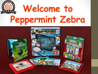 Welcome to Peppermint Zebra