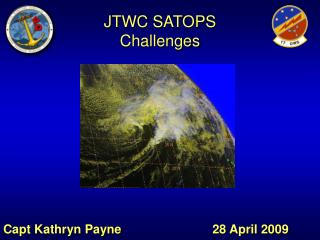 JTWC SATOPS Challenges