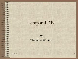 Temporal DB