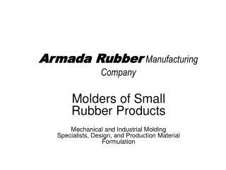 Armada Rubber Manufacturing Company