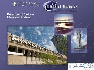 Department of Business Information Systems