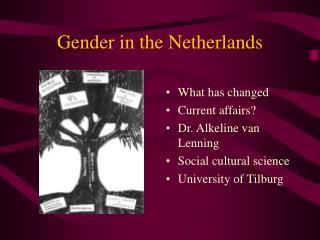 Gender in the Netherlands