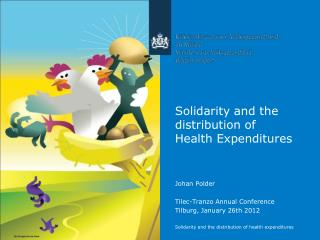 Solidarity and the distribution of  Health Expenditures