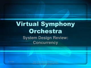 Virtual Symphony Orchestra