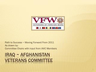 Iraq ~ Afghanistan Veterans Committee