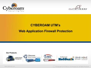 Web Application Firewall Protection