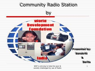 Community Radio Station by