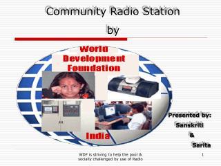 Community Radio Station by