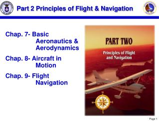 Part 2 Principles of Flight & Navigation