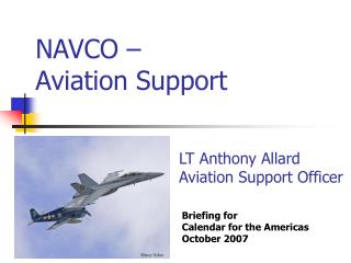 NAVCO –  Aviation Support