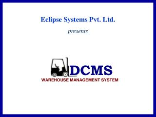 Eclipse Systems Pvt. Ltd. presents
