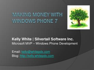 Making Money with Windows Phone 7