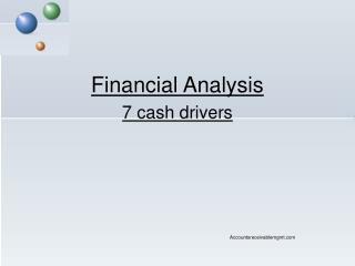 Financial Analysis 7 cash drivers