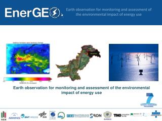 Earth observation for monitoring and assessment of the environmental impact of energy use