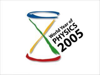 Weltjahr der Physik