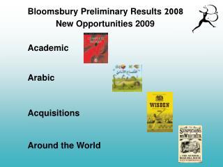 New Opportunities 2009