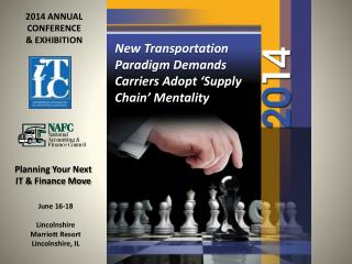 2014 ANNUAL  CONFERENCE  & EXHIBITION