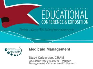 Medicaid Management