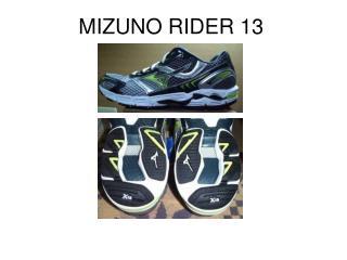 MIZUNO RIDER 13