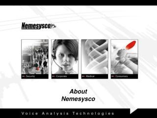 About Nemesysco