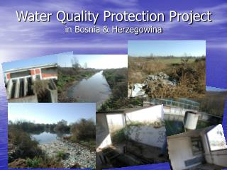Water Quality Protection Project in Bosnia & Herzegowina
