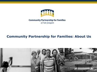 Community Partnership for Families: About Us