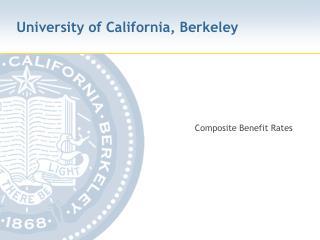 Composite Benefit Rates