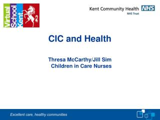 CIC and Health