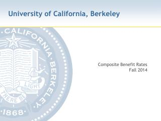 Composite Benefit Rates Fall 2014