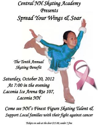 Central NH Skating Academy  Presents  Spread Your Wings & Soar